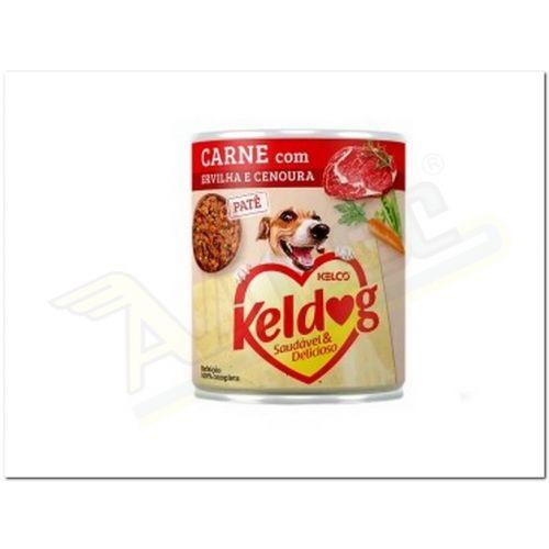 Imagem do produto KELCO SUL RS - KELDOG ALIM.UMIDO LATA CAR/ERV/CEN 280G