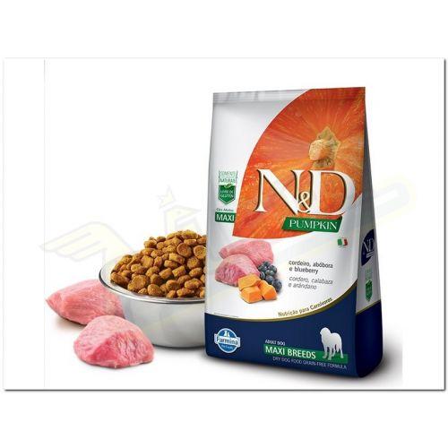 Imagem do produto FARMINA - ND CF PUMPKIN CAN ADULT CORD MAXI 10,1KG